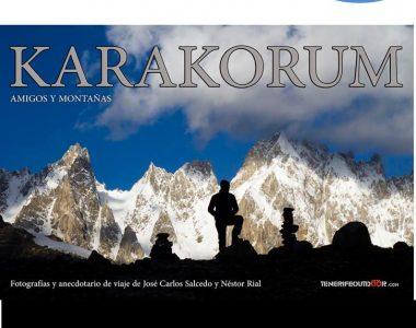 27 diciembre 2016. Karakorum, montañas y amigos
