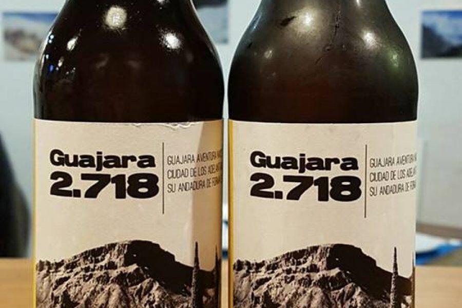 Cerveza Guajara.