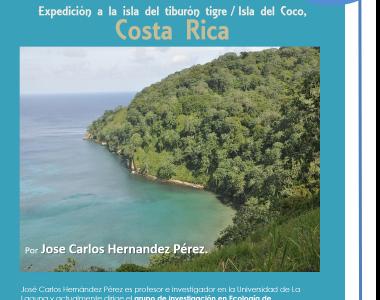 10 mayo 2017. Expedición a la isla del tiburón tigre / Isla del Coco, Costa Rica. Jose Carlos Hernandez
