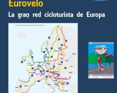 Eurovelo, la gran red de cicloturismo de Europa.