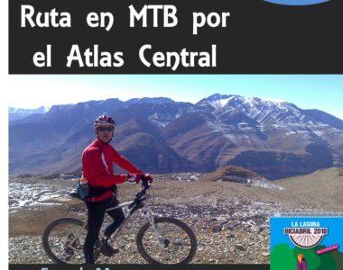 Ruta del MTB por el Atlas Central. Por Frank Moreno