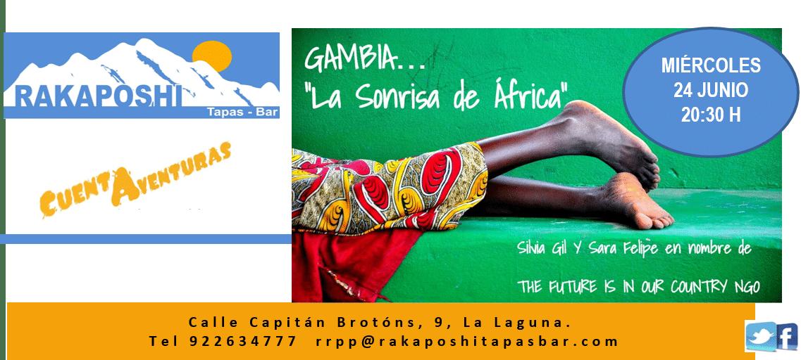 24 junio 2015. Gambia, la sonrisa de África