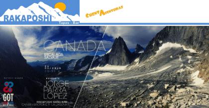 21 enero 2016. Canada Escalada Salvaje. Jorge Parra