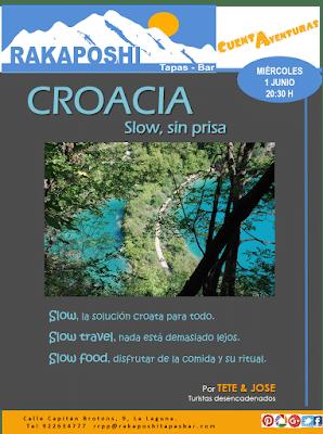 1 de junio 2016. Criacia slow, sin prisa. Jose y Tete.